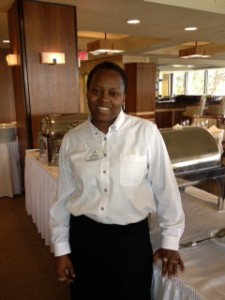 Tasha Trotman, March Employee of the Month