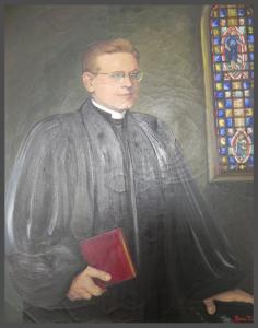 Founder of Plymouth Harbor on Sarasota Bay, Rev Dr. John Whitney MacNeil