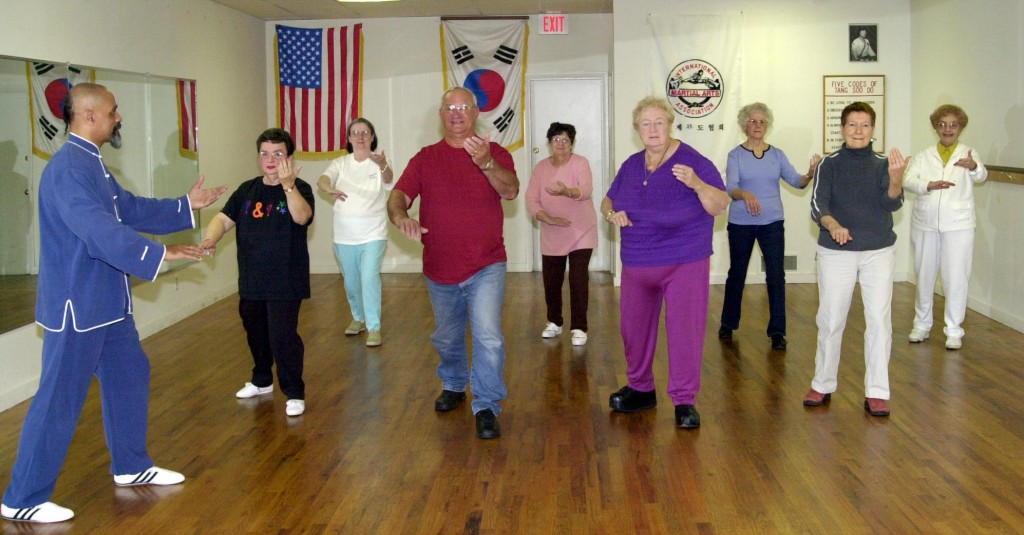 Tai Chi Helps Reduce Falls in Senior Population