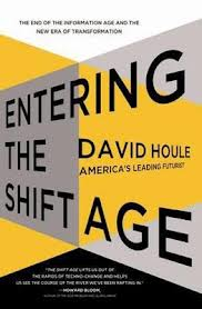 David Houle, author, Entering the Shift Age, at Plymouth Harbor