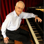 Pianist at Plymouth Harbor senior community